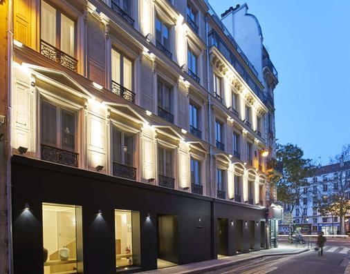 共和国9酒店 - 巴黎 - 建筑