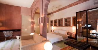 焦特布尔raas酒店 - 焦特布尔 - 睡房