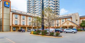 凯富套房酒店-爱田达拉斯市场管理中心 - 达拉斯 - 建筑