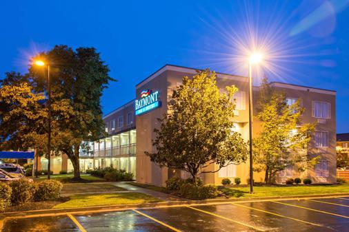 路易斯维尔贝蒙特套房酒店 - 路易斯威尔 - 建筑