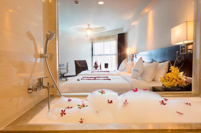 芽庄哈瓦那贝斯特韦斯特酒店 - 芽庄 - 浴室