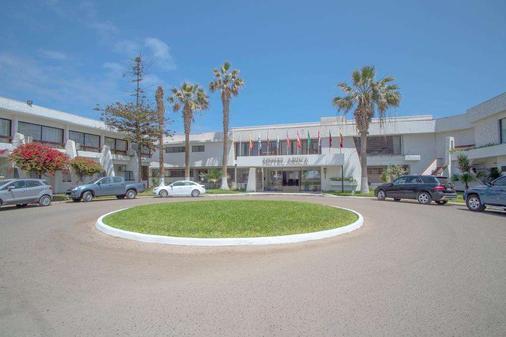 阿里卡泛美酒店 - 阿里卡 - 建筑