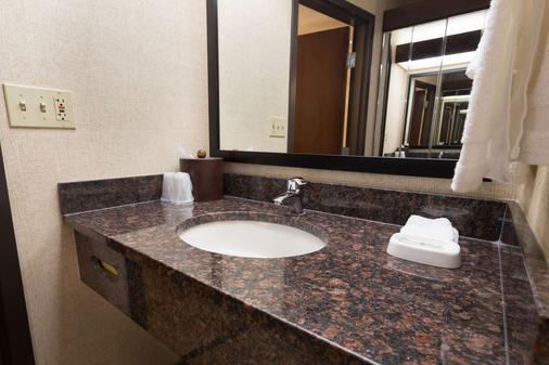 香槟德鲁里套房酒店 - 尚佩恩 - 浴室