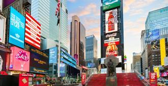 曼哈顿时代广场皇冠假日酒店 - 纽约 - 户外景观