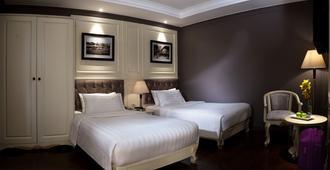 拉朱莉温泉酒店 - 胡志明市 - 睡房