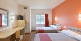 南卡罗来纳州哥伦比亚东部6号汽车旅馆 - 哥伦比亚 - 睡房