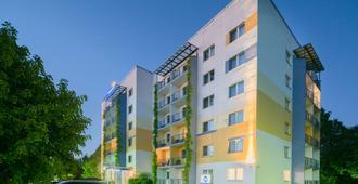 温多夫西佳酒店 - 莱比锡 - 建筑