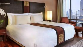 曼谷铂尔曼大酒店 - 曼谷 - 睡房