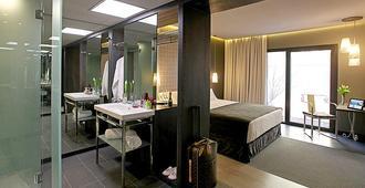 巴塞罗那艾克赛尔二号酒店 - 巴塞罗那 - 睡房