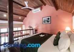 贝莱福精品酒店 - 琅勃拉邦 - 睡房