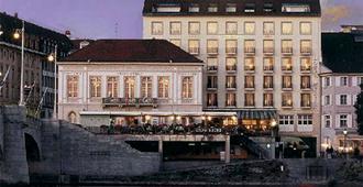 梅里安莱茵河畔酒店 - 巴塞尔 - 建筑