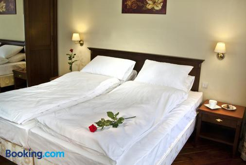 柯布扎豪斯酒店 - 格但斯克 - 睡房