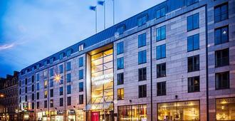 韦斯特布罗康福酒店 - 哥本哈根 - 建筑