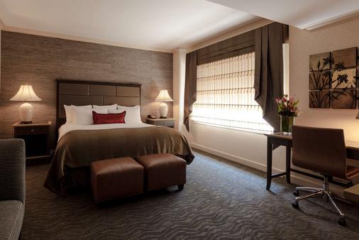 白厅大酒店 - 芝加哥 - 睡房