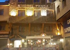 熊猫酒店 - 帕斯底拉卡萨 - 建筑
