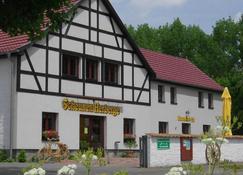 施艾嫩赫伯格酒店 - 温特施普雷瓦尔德 - 建筑