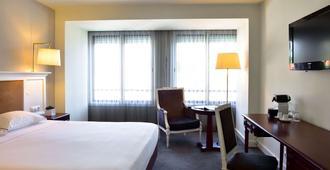 科英布拉蒂沃利酒店 - 科英布拉 - 睡房