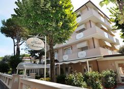 阿苏拉酒店 - 马里纳-迪-皮特拉桑塔 - 建筑