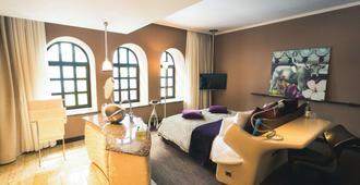 汉堡东方旅馆 - 汉堡 - 休息厅