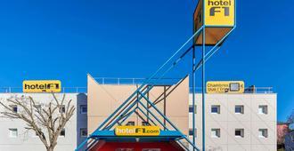 尼姆乌埃斯特F1酒店 - 尼姆 - 建筑