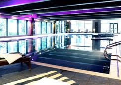 利兹南乡村酒店 - 利兹 - 游泳池