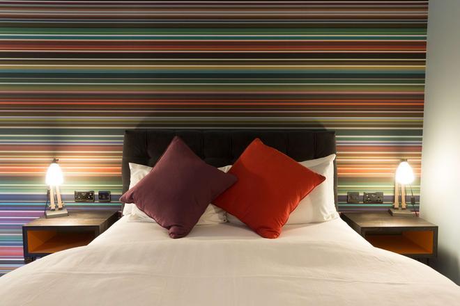 利兹南乡村酒店 - 利兹 - 睡房