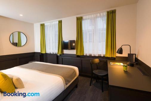 杜德拉贡酒店 - 斯特拉斯堡 - 睡房
