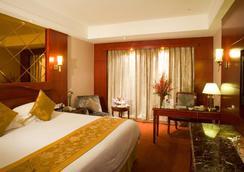 国际会议中心东方滨江大酒店 - 上海 - 睡房