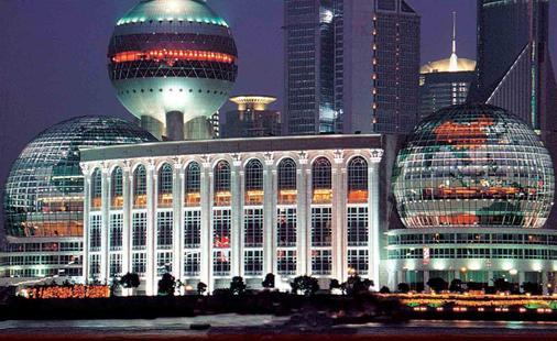 国际会议中心东方滨江大酒店 - 上海 - 建筑