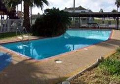 科珀斯克里斯蒂/海滩骑士酒店 - 科珀斯克里斯蒂 - 游泳池