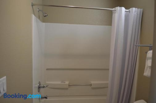 巴基特旅馆 - 佩索罗伯斯 - 浴室