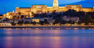 布达佩斯布达美居酒店 - 布达佩斯 - 户外景观