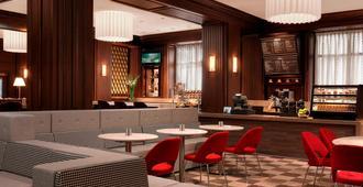 圣路易斯市中心万怡酒店/会议中心 - 圣路易斯 - 酒吧