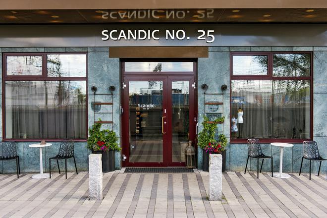斯堪迪克25号酒店 - 哥德堡 - 建筑