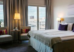 斯堪第25号酒店 - 哥德堡 - 睡房