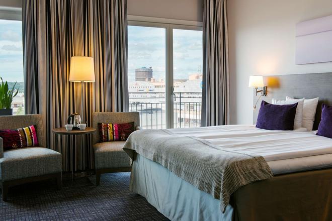 斯堪迪克25号酒店 - 哥德堡 - 睡房