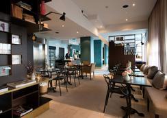 斯堪第25号酒店 - 哥德堡 - 餐馆