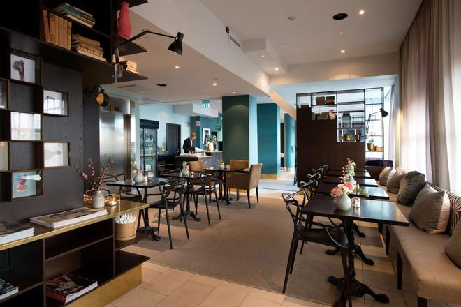 斯堪迪克25号酒店 - 哥德堡 - 餐馆
