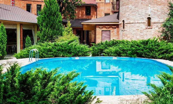 布里塔尼亚酒店 - 哈尔科夫 - 游泳池