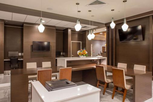 迈阿密机场温德姆集团温盖特酒店 - 多拉 - 商务中心