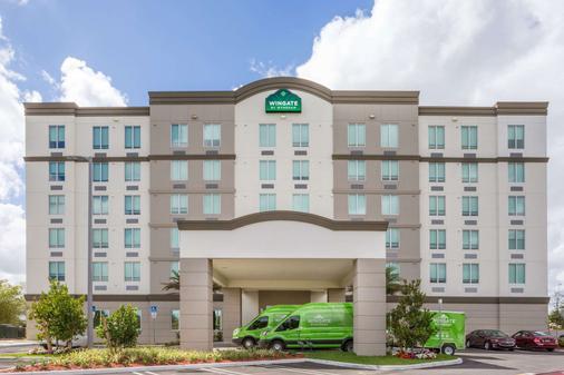 迈阿密机场温德姆集团温盖特酒店 - 多拉 - 建筑