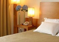 多卡勒吉奥酒店 - 蓬塔德尔加达 - 睡房