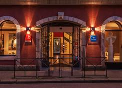 最佳西方酒店-克雷根 - 坎佩尔 - 建筑