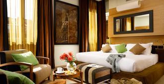 巴布依诺181酒店 - 罗马 - 睡房