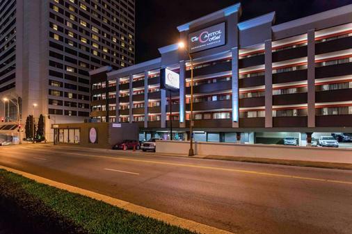 市中心国会大厦酒店阿桑德连锁酒店 - 纳什维尔 - 建筑