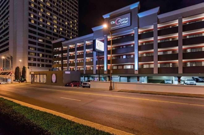 市区首府酒店-埃森德典藏酒店成员 - 纳什维尔 - 建筑