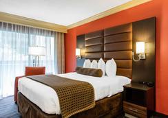 市区首府酒店-埃森德典藏酒店成员 - 纳什维尔 - 睡房