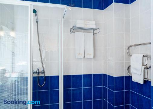 勒尔蒙托夫斯基酒店 - 敖德萨 - 浴室
