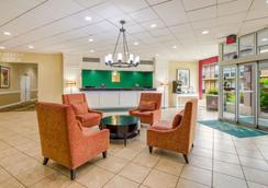 罗阿诺克机场优质酒店 - 罗阿诺 - 大厅
