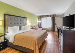 罗阿诺克机场优质酒店 - 罗阿诺 - 睡房